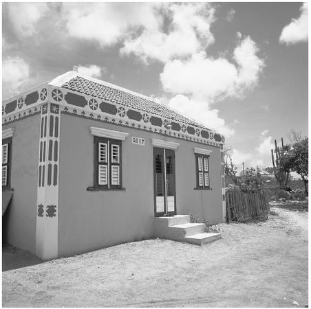 In many townships, small colonial peasant houses have been restored and modernized.