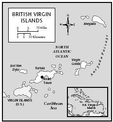 Culture Of British Virgin Islands History People Women - Us virgin islands vs british virgin islands map