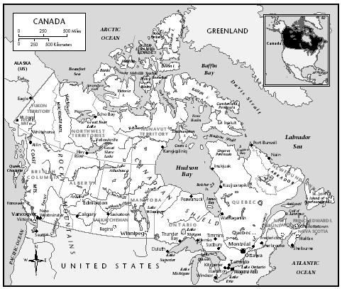 Culture Of Canada History People Traditions Women Beliefs - Physical characteristics of canada