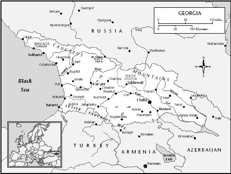 Culture Of Georgia History People Traditions Women Beliefs - Georgia map 1921