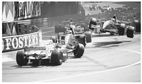 The Monaco Grand Prix. This Formula 1 car race is held in Monte Carlo.