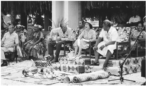 Ratu Elizabeth II ke Nauru