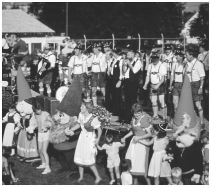 German Americans - History, Modern era, The first germans in