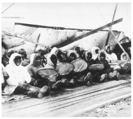 Inuit history modern era acculturation and assimilation for Alaskan cuisine history