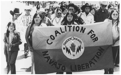 Navajos History Modern Era The First Navajos In